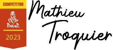 Mathieu Troquier DAKAR